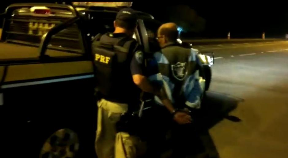 Homem procurado por estupro é preso pela PRF em Catalão