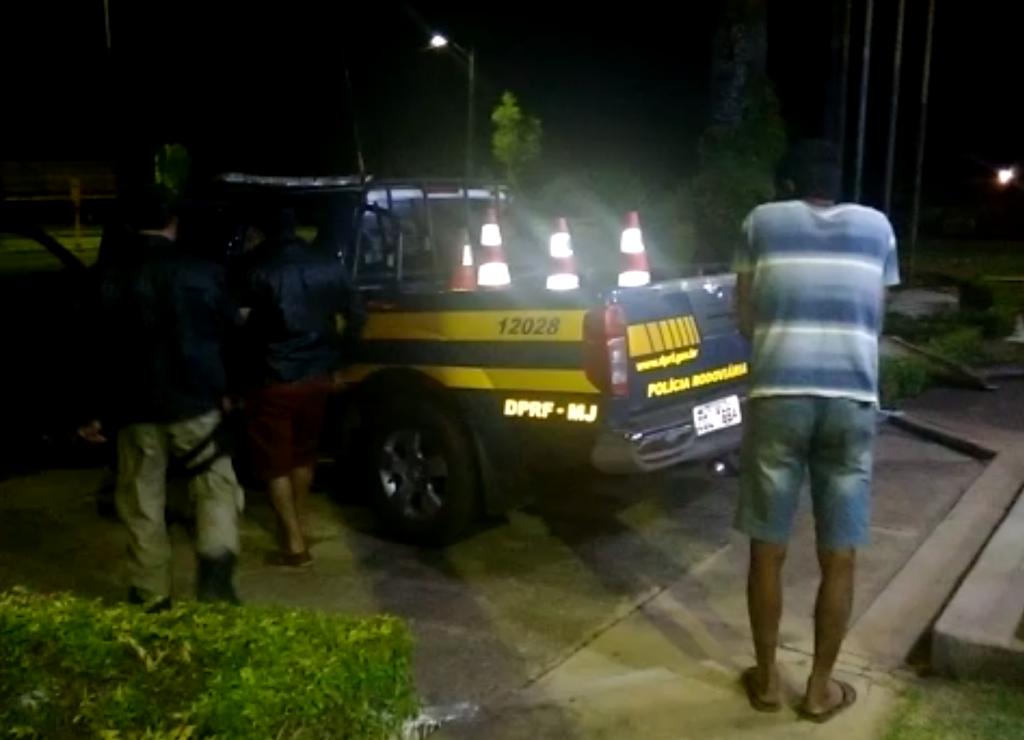 Motoristas embriagados são presos após colisão frontal em Pirenópolis