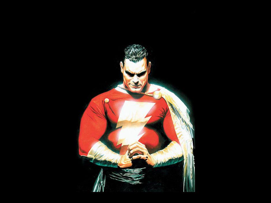 Shazam será o próximo filme da DC