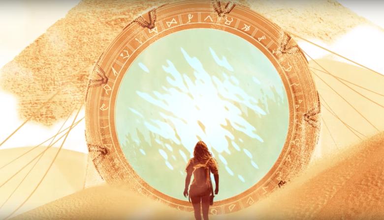 MGM revela novo Stargate