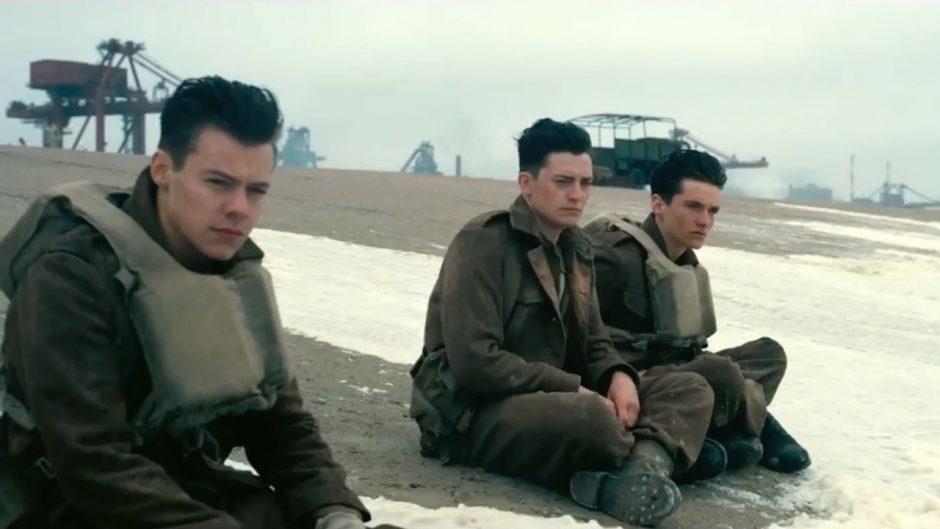 Christopher Nolan revelou que não sabia que Harry Styles era tão famoso quando o escalou para Dunkirk