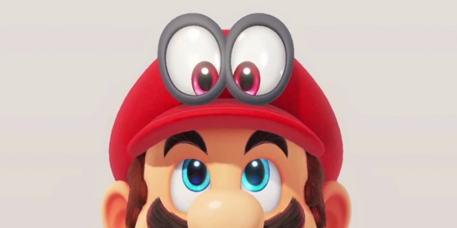 Aparentemente, Super Mario Odyssey não terá vidas