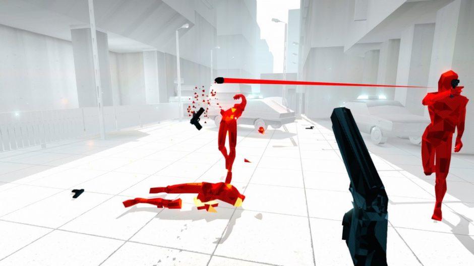 Superhot ganha data de lançamento no PS4