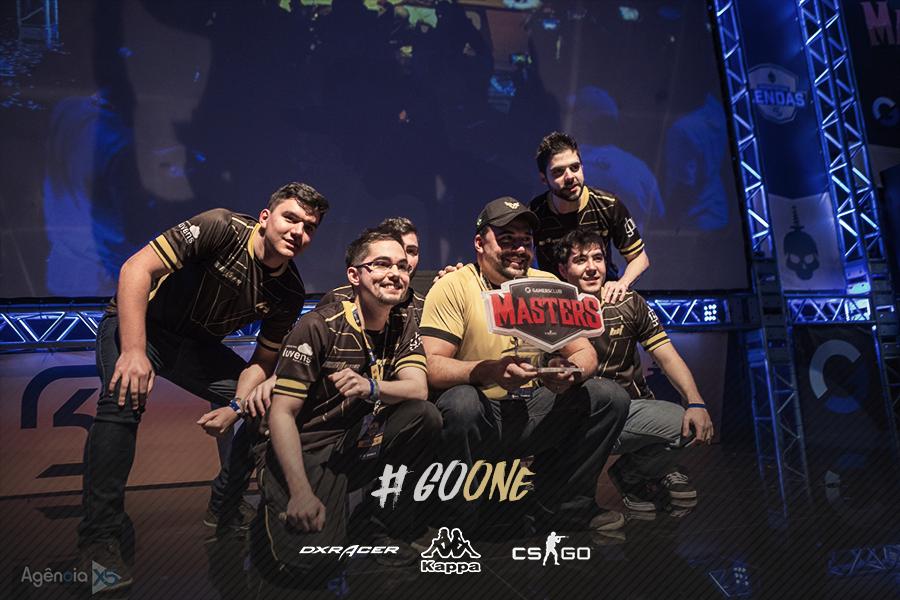 Team One vence o Gamers Club Masters de CS:GO invicta