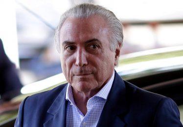 Planalto diz que Temer não participa de discussões sobre reforma política
