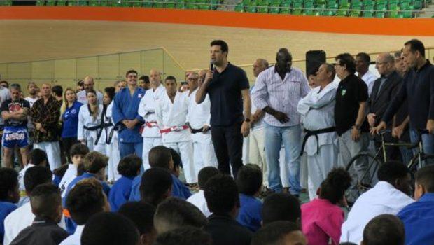 Ministro do Esporte diz que plano do legado olímpico está dentro do cronograma