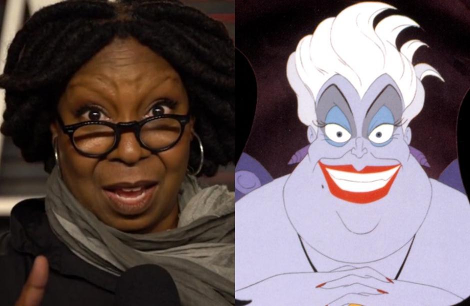 Whoopi Goldberg será a bruxa Úrsula em 'Descendentes 2'