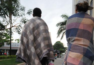 Prefeitura de Goiânia realiza campanha contra doação de esmolas