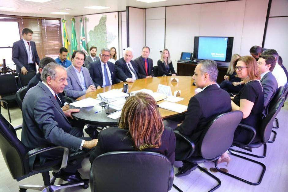 Prefeitura de Goiânia pede agilidade à Caixa para retomar obra do BRT