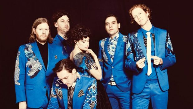 Arcade Fire anuncia dois shows no Brasil para este ano