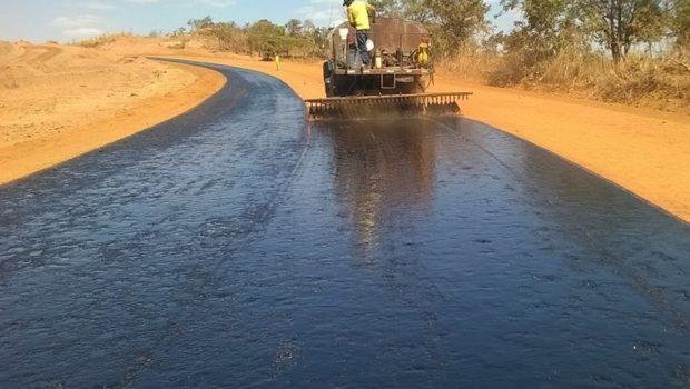 Governo estadual investe em rodovias para facilitar escoamento da produção