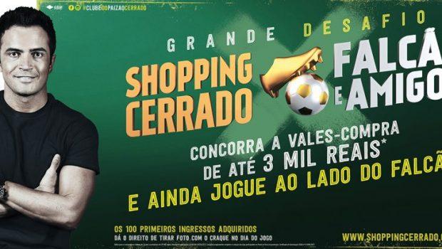 Shopping Cerrado promove ações para o dia dos pais