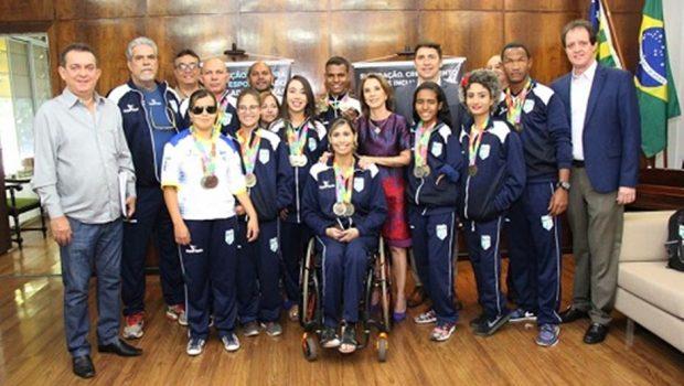 Etapa nacional dos Jogos Universitários Brasileiros 2017 acontece em Goiás