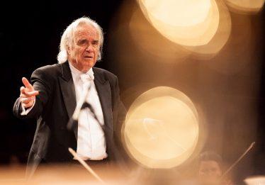 Flamboyant recebe palestra com maestro João Carlos Martins