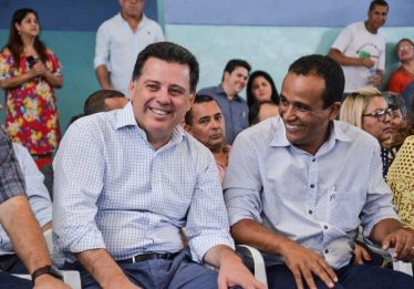 """""""Goiás está na frente de outros estados"""", afirma prefeito de Aurilândia, do PMDB"""
