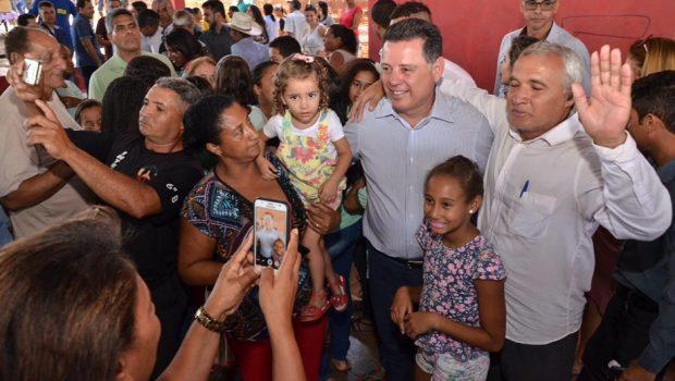Governo estadual libera R$ 500 milhões para Colinas do Sul