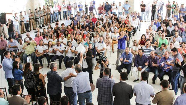 Iporá recebe R$ 3 milhões para investimento em pavimentação asfáltica
