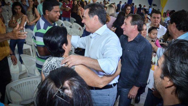 Itaguaru recebe R$ 6 milhões para construção de casas