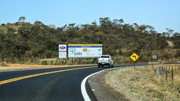 Marconi inaugura rodovia que liga Luziânia a Novo Gama e autoriza construção de moradias