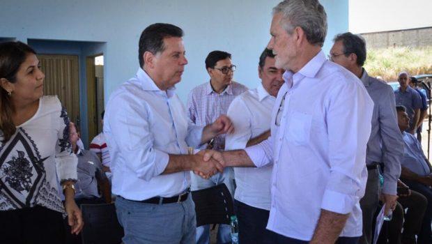 Prefeito de Taquaral afirma que governo Estadual não olha sigla partidária