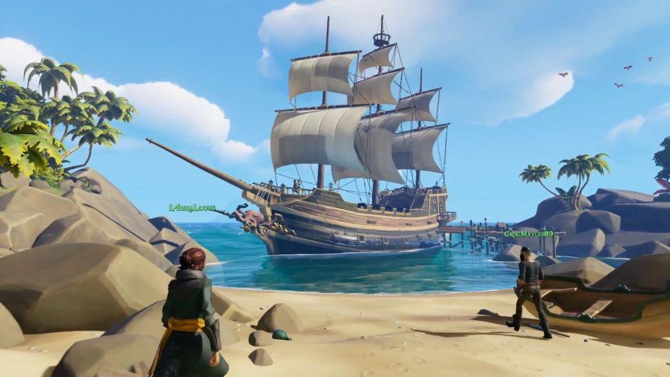 Após polêmica, Sea of Thieves vai receber novo conteúdo gratuito