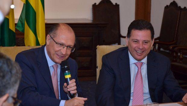 Marconi e Alckmin são os governadores mais influentes do País