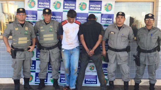 Dupla tenta fazer sequestro relâmpago e é presa pela PM