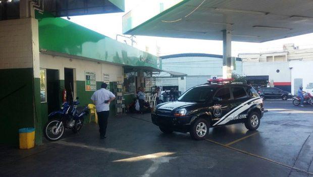 Polícia Civil prende empresário por comercializar combustível roubado em Goiânia