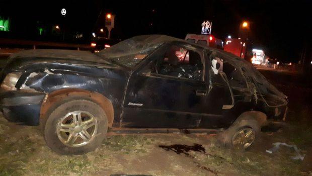 Acidente na BR-060 mata condutor e deixa quatro feridos em Anápolis