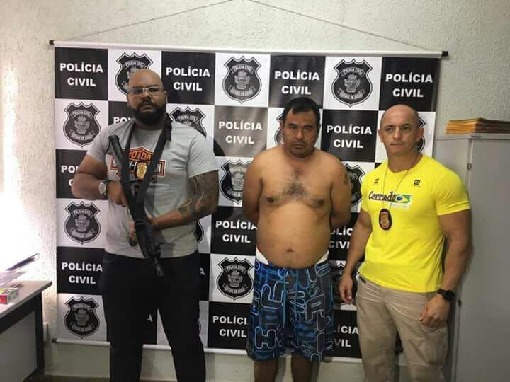 Suspeito de estuprar dois meninos é preso, em Planaltina