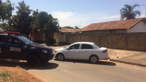 Dois homens morrem em confronto com a polícia, em Aparecida de Goiânia
