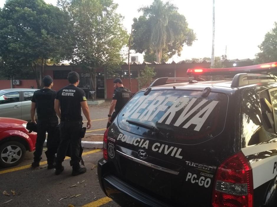 Operação Corruptores é deflagrada para desarticular quadrilha de roubo de veículos na capital