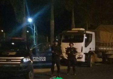 Polícia Militar recupera produtos roubados e libertam reféns em Caldas Novas