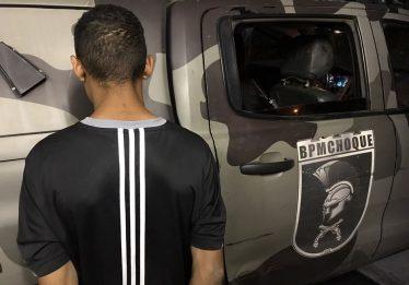 Adolescente é apreendido por participação em desmanche de veículo, em Aparecida de Goiânia