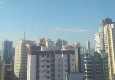 Sexta-feira com sol e pancadas de chuva na maior parte de Goiás