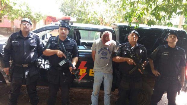Homem suspeito de matar jovem em Fazenda Nova é preso em Novo Brasil