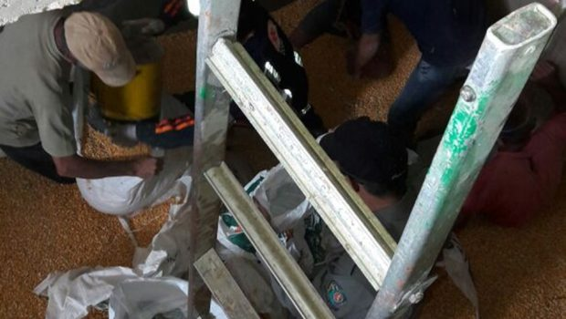 Funcionário da Conab morre asfixiado após cair em moega enquanto caminhão era descarregado, em Itapuranga