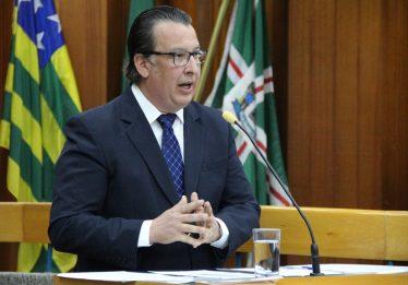Presidente do Democracia Cristã se diz indignado com Caiado