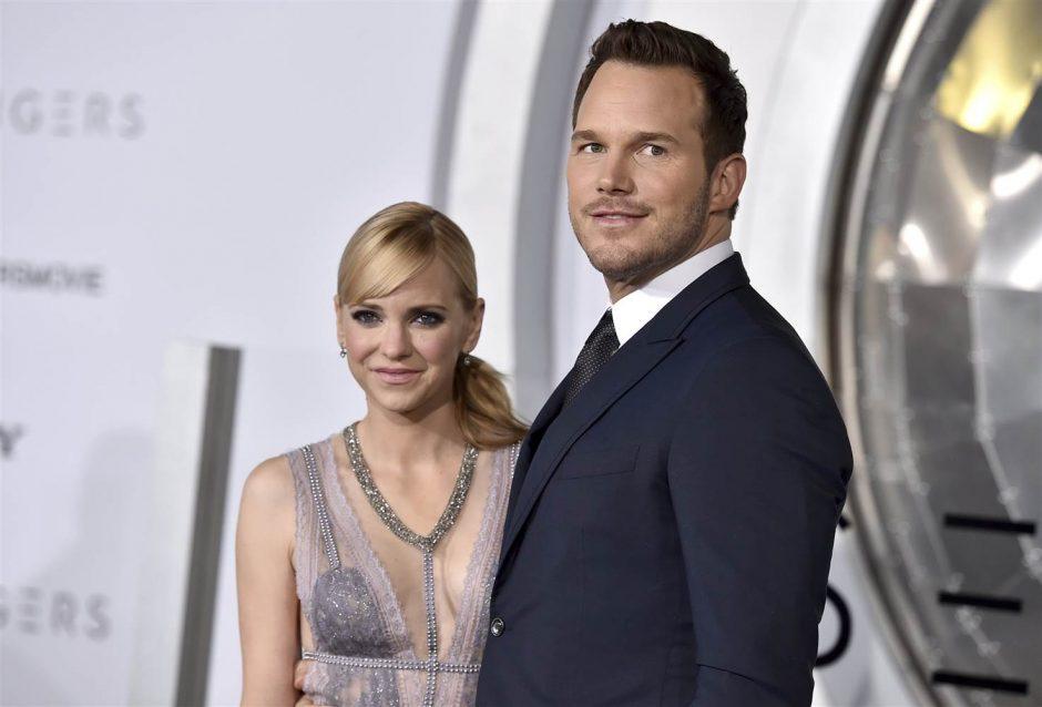 Anna Faris e Chris Pratt anunciam divórcio