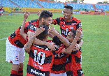 Após assegurar vitória, Jorginho confia em salvação do Atlético-GO