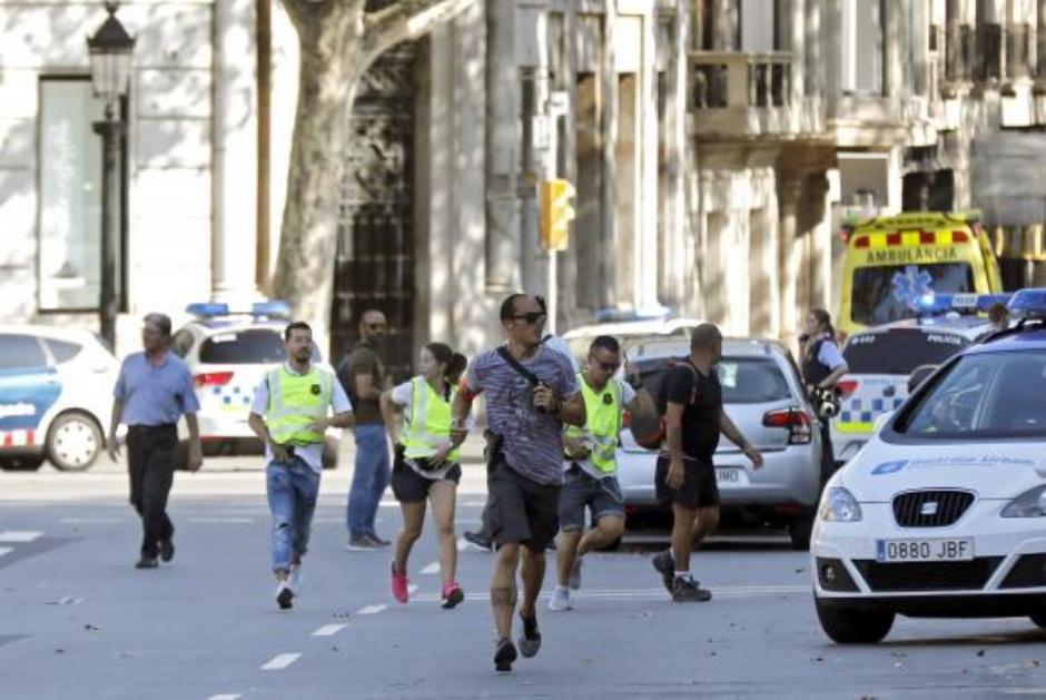 Suspeito de atentado de Barcelona é morto pela polícia catalã