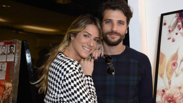 Bruno Gagliasso revela que já fez sexo a três e Giovanna Ewbank fica surpresa