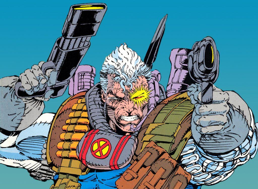 Primeira imagem de Josh Brolin como Cable em 'Deadpool 2'