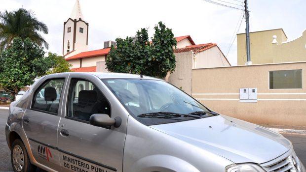 Padre acusado de abuso sexual em Americano do Brasil é preso em Caiapônia