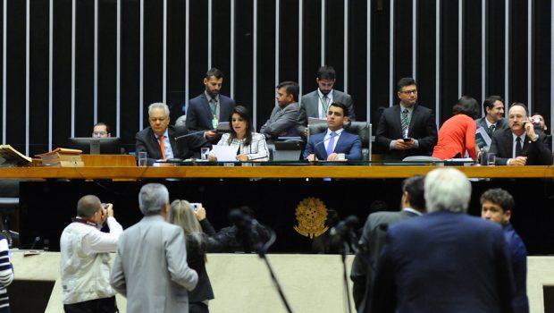 Deputadas discutem com Maia PEC que cria cota para mulheres no Legislativo
