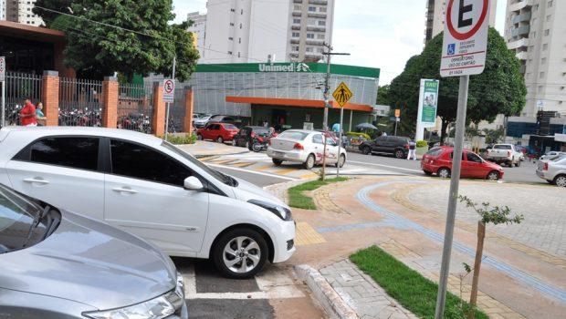 Motoristas infratores poderão receber multa moral no HGG