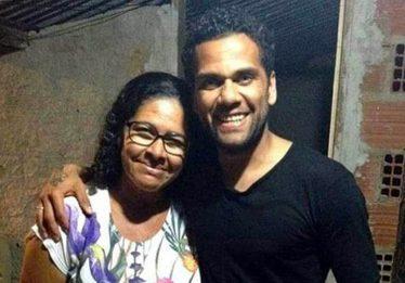 Tia do jogador Daniel Alves é achada morta em rio, na Bahia