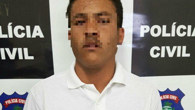 Homem é preso por participação em latrocínio, em Santo Antonio do Descoberto