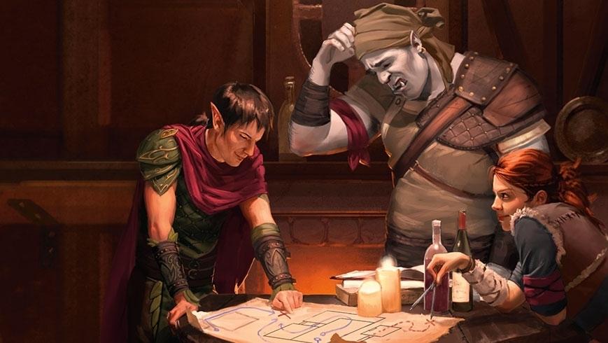 Quero Jogar RPG reúne novatos e entusiastas neste sábado