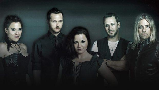 Evanescence anuncia turnê e novo álbum, 'Synthesis'